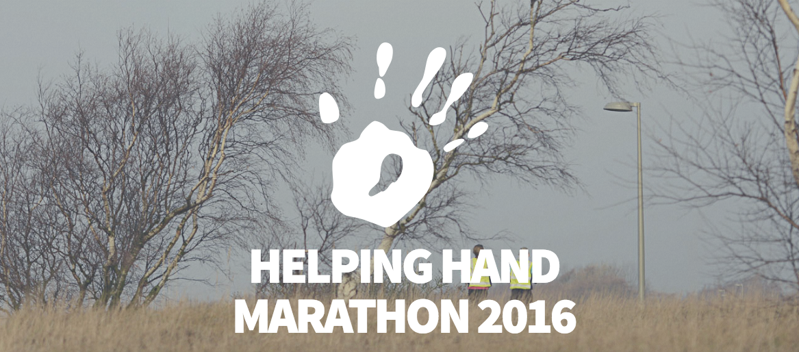Helping Hand Marathon 2016